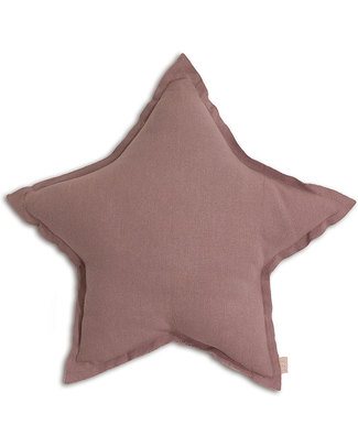 Numero 74 Star Cushion Small - Dusty Pink Cushions