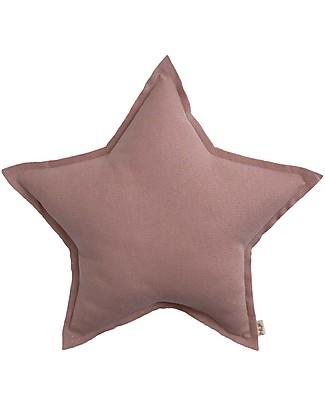 Numero 74 Star Cushion Small - Sparkling Dusty Pink Cushions