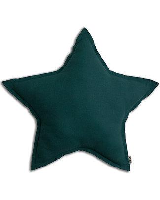 Numero 74 Star Cushion Small - Teal Blue Cushions