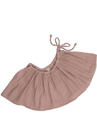 Numero 74 Tutu Mini Skirt, Dusty Pink - 100% cotton Skirts