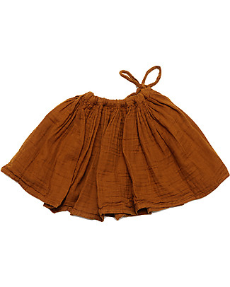 Numero 74 Tutu Mini Skirt, Gold - 100% cotton Skirts