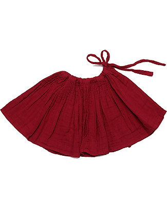 Numero 74 Tutu Mini Skirt, Ruby Red - 100% cotton Skirts