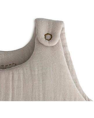 Numero 74 Winter Sleeping Bag 6-12 months, Powder - 100% Cotton Light Sleeping Bags