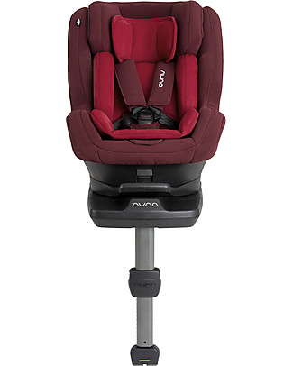Nuna REBL™ Child Car Seat one-size 0-4 years Berry Turns 360° in one click! Car Seat Accessories