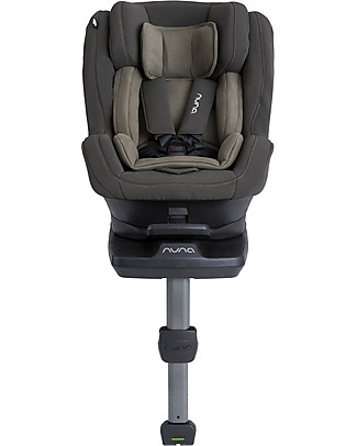 Nuna REBL™ Child Car Seat one-size 0-4 years Coffee Turns 360° in one click! Car Seat Accessories