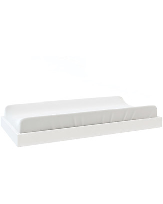 Oeuf Changing Tray, White - Suitable on top of any dresser! Changing Tables