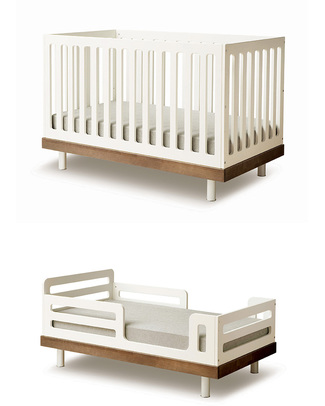 Oeuf Classic Toddler Bed Conversion Kit! Cribs & Moses Baskets