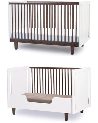 Oeuf Rhea Toddler Bed Conversion kit! Cribs & Moses Baskets