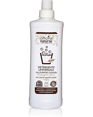 Officina Naturae Bio All-purpose Cleaner, 1 lt Detergents