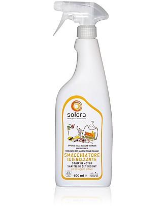 Officina Naturae Eco-friendly Stain Remover Sanitizer Detergent Solara, 600 ml Detergents