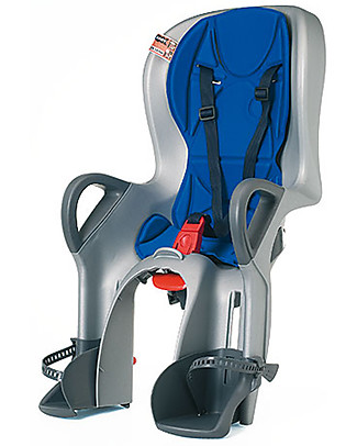 OKbaby 10+ Rear Bike Seat, Reclining GT with Automatic Barycenter System! Bycicles