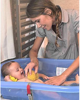 OKbaby Natural Sponge from the Mediterranean Sea, Silk Fine - For Sensitive Skin! Baby Bath Wash and shampoo