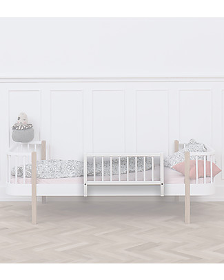 Oliver Furniture Bed Guard for Wood range Beds – Extra safety for the youngest! Bunk Beds