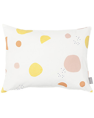 Olli Ella Budoir Pillow, Terra – 100% Organic Cotton Pillows