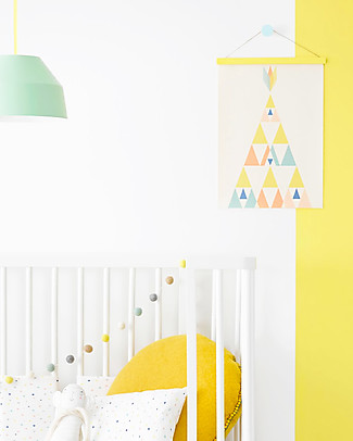 Olli Ella Nursery Wall Art, Mesa – A3 size Posters