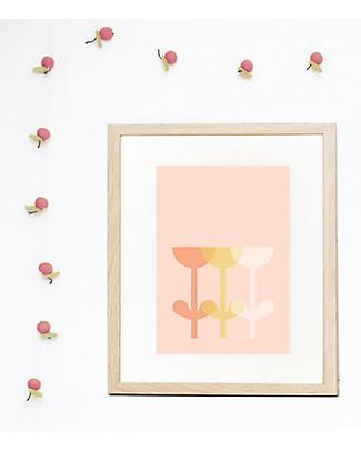 Olli Ella Nursery Wall Art, Tula – A3 size Posters