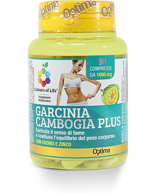 Optima Naturals Garcinia Cambogia Plus 60 Tablets To Control