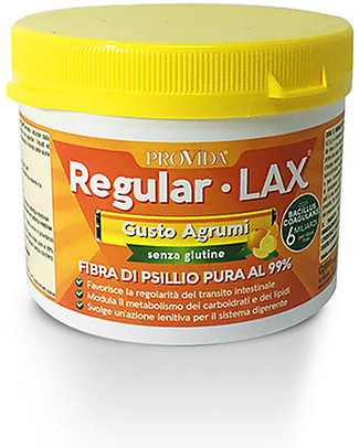 Optima Naturals Provida Regular Lax Citrus, 150 g - Regulate Digestion Food Supplement