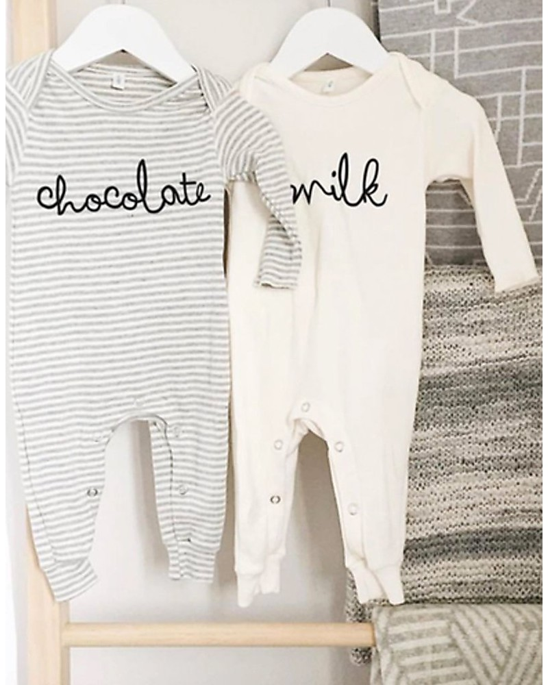WithOrganic 100/% Organic Cotton Baby 2piece Buttondown Pajama Set Mini Zoo