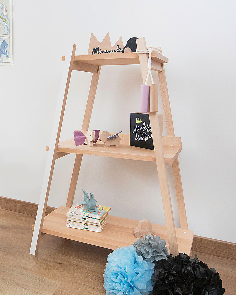 friends i up daughters lipstick wall will this bookshelves by bookshelf see and be have one img children in to nursery it just the pb room bracket sawdust looked attached how inspired my a set