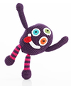 Pebble Chubby Monster Rattle - Silly Rattles