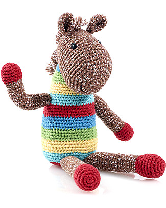 Pebble Horse Rattle - 30 cm tall Rattles
