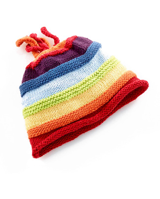Pebble Rainbow Hat Hats