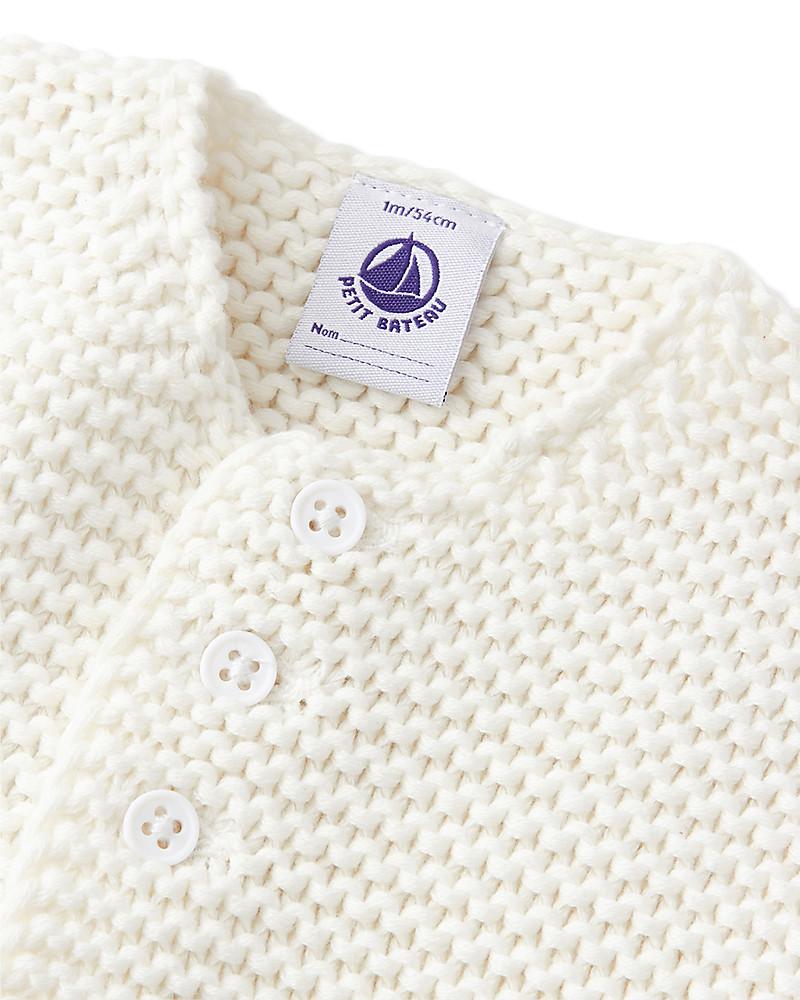 Petit Bateau Cardigan Sweater Mixte b/éb/é