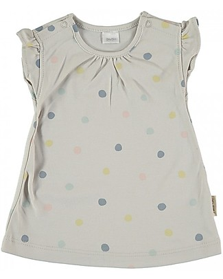 Petit Oh! Estel Girl's Tee, Party - 100% Pima Cotton null