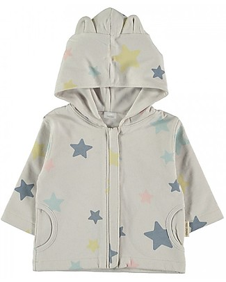 Petit Oh! Hooded Yuri SweatShirt, Omega - 100% Cotton Flannel Sweatshirts