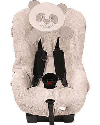 Picci Bo-Bo Car Seat Cover Group 1, Beige - 100% cotton terry Car Seat Accessories
