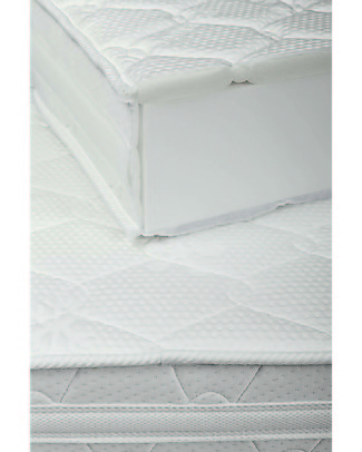 Picci Memory Foam Baby Mattress 125 x 60 cm - Double sided, summer and winter Mattresses