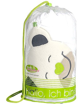 Picci Mucki Small with Clips, Sand + Stars - Universal footmuff for car seat and carrycot Footmuffs