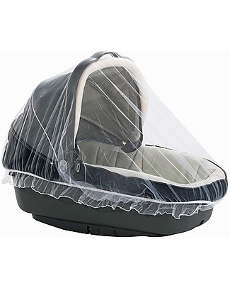 Picci Universal Bug Net for Carrycots and Car Seats, White Car Seat Accessories