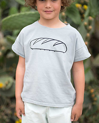 Picnik Ants & Bread T-Shirt - 100% cotton T-Shirts And Vests