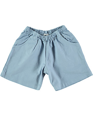 Picnik Bermudas Blue La vie en - 100% cotton Shorts