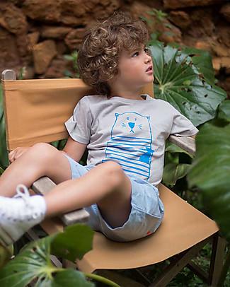 Picnik Cat T-Shirt - Unisex, Cotton 100% T-Shirts And Vests