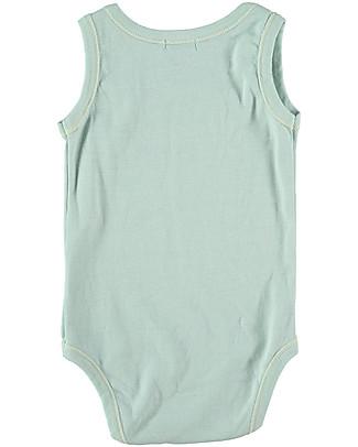 Picnik Sleeveless Bodysuit, Ants & Bread - 100% cotton, unisex Short Sleeves Bodies