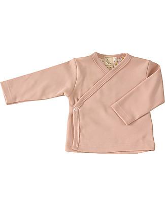 Pigeon - Organics for Kids Kimono Top, Pink - 100% Organic Cotton Cardigans