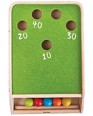 PlanToys Ball Shoot Board Game - Challenge your Friends! Board Games