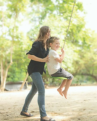 PlanToys Disc Swing - Learn to Balance Outdoor Games & Toys