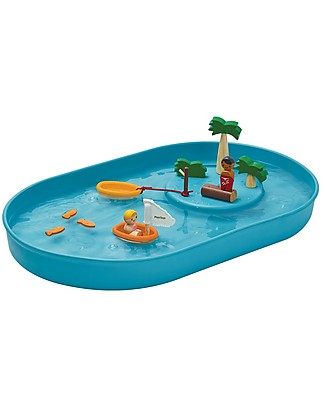 PlanToys Water Play Set - Encourage the chid Tell Stories Outdoor Games & Toys
