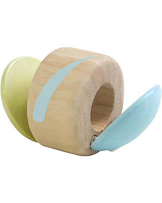 PlanToys Wooden Toy Clapping Roller- Eco-friendly and fun! Musical Instruments