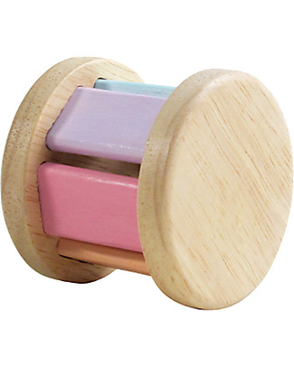 PlanToys Wooden Toy Roller- Eco-friendly and fun! Musical Instruments