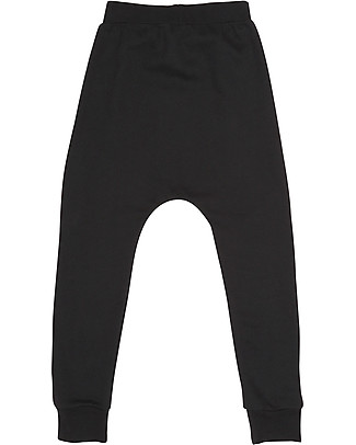 Popupshop Baggy Leggings, Panther - 100% Organic cotton Trousers