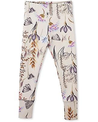 Popupshop Leggings Ella, Winter Flower - 100% organic cotton Leggings