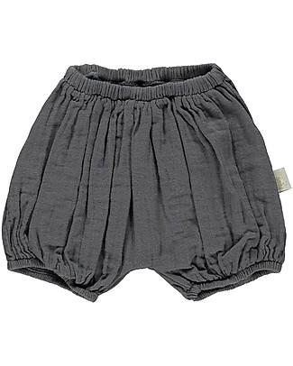 Poudre Organic Baby Bloomer Verveine, Irongate - 100% organic cotton Shorts
