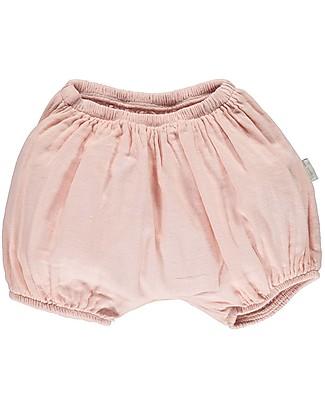 Poudre Organic Baby Bloomer Verveine, Sand - 100% organic cotton Shorts