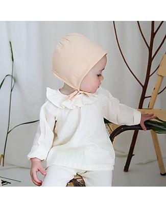 Poudre Organic Organic Cotton Baby Hat, Pink Hats
