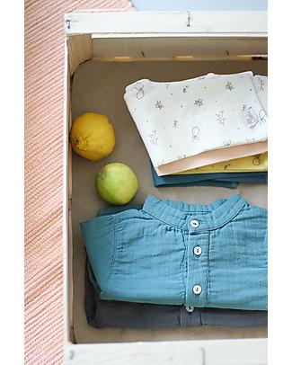 Poudre Organic Organic Cotton Jersey Leggings, Pink Leggings